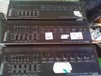 INTER M 4000 PUBLIC ADDRESS AMPS all working order (Sherwood NG5)