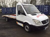 MERCEDES SPRINTER 313 3.5T MOT 8/2016 RECOVERY VEHICLE TRUCK
