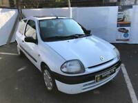 Renault Clio RN 1.6 *Automatic* Low Mileage, Sunroof, 12 Month Mot, 3 Month Warranty