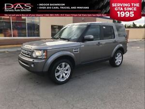 2011 Land Rover LR4 SE PANORAMIC SUNROOF/LEATHER/LOADED