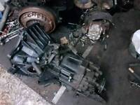 Iveco daily Gear box. Perfect working condition, 5 speed