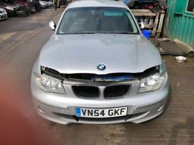 2004 Bmw 116i Se 5dr 1.6 Petrol Silver BREAKING FOR SPARES