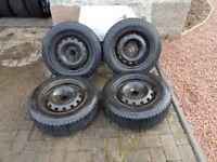 4 x 175/70 x 14 Polaris Winter Tyres