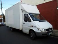 JOHN THE VAN MAN the van is in the photo £50 1/2 day £90 FullDay,Text or call 07534911887
