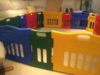 Jolly Kidz Toys Versatile Playpen
