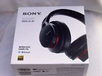 Sony MDR-1A BT Wireless Bluetooth Headphones brand new boxed.