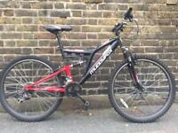 Muddy fox mountain bike (collection)