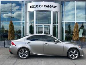 2014 Lexus IS 350 AWD 6A F Sport Executive Package