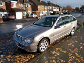 Mercedes Benz C CLASS Estate Auto Diesel Elegance