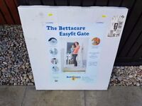 Bettacare Easy Fit Baby Gate Brand new in box never used