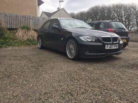 BMW e90 alpina d3 twin turbo