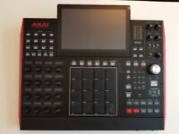 Akai MPC X boxed like new with all current expansions