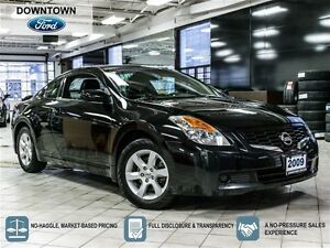 2009 Nissan Altima 2.5 S, Moonroof, Premium leather package, Hea