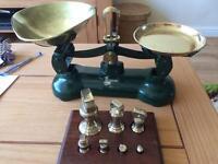 Vintage librasco scales