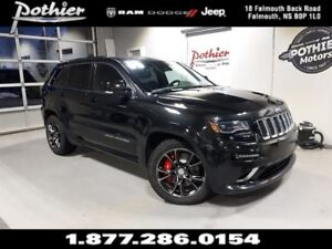 2015 Jeep Grand Cherokee SRT | LEATHER | SUNROOF | PARK ASSIST |