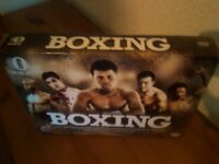 Collection of boxing cds. 6 x dvd