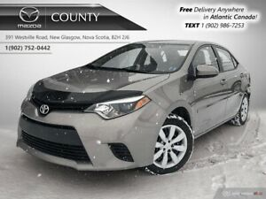 2014 Toyota Corolla $45/WK+TAX! LE! AUTO! HEATED SEATS! REVERSE