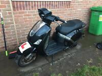 Znen 125cc 2010 -T-F FIRENZE moped