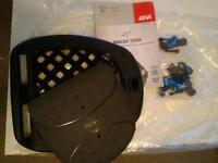 Brand new givi mono-lock universal top box base plate