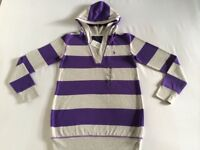 Brand New Ralph Lauren Polo Kids Girls XL 12-13 OVER 50%OFF 79 Label Fleece Pullover Hoodie 100sales