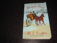 M.C.Beaton - MARRYING HARRIET - The School For Manners series - used book, post or collection