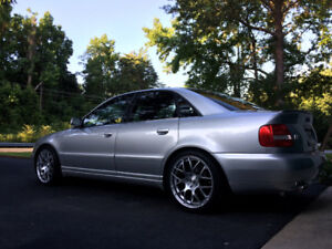 2001 B5 S4 6 Speed Manual FULL PART OUT *193kms*