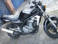 for sale this kawasaki ER 500 C3
