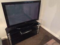 42 inch flat screen tv plus stand
