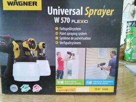 Wagner universal sprayer