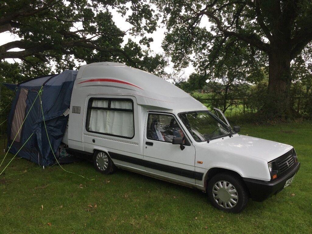 Renault Romahome Camper Van In Netley Abbey Hampshire