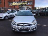 Vauxhall Astra 1.6 i 16v SXi 5dr WARRANTED MILEAGE,2 KEYS,