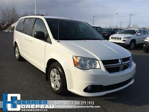 2011 Dodge Grand Caravan SXT **DVD, CLIM 3 ZONES, CAMERA DE RECU