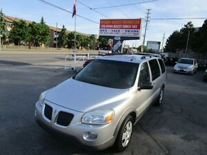2007 Pontiac Montana LEATHER,DVD EXTENDED