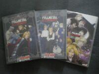 Fullmetal Alchemist Complete Box-set + Movie