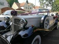 Beauford 4 door open tourer