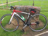 Giant rapid road bike 🚴♀️ cost £679 sora flat gears flies 💨