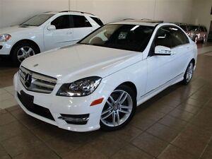 2013 Mercedes-Benz C-Class C300 4MATIC SOLD ONE OWNER.NAVIGATION