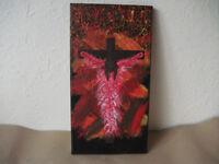 New Original Acrylic Christian Paintings Jesus Crucified
