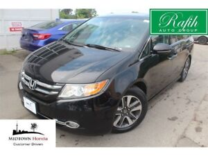 2014 Honda Odyssey Touring-new tires-very clean