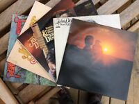VINYL LP ALBUMS - COLLECTION OF 25 (Twenty five)