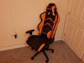 AKRacing Orange/Black