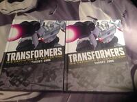 Transformers the definitive collection issue 1 book