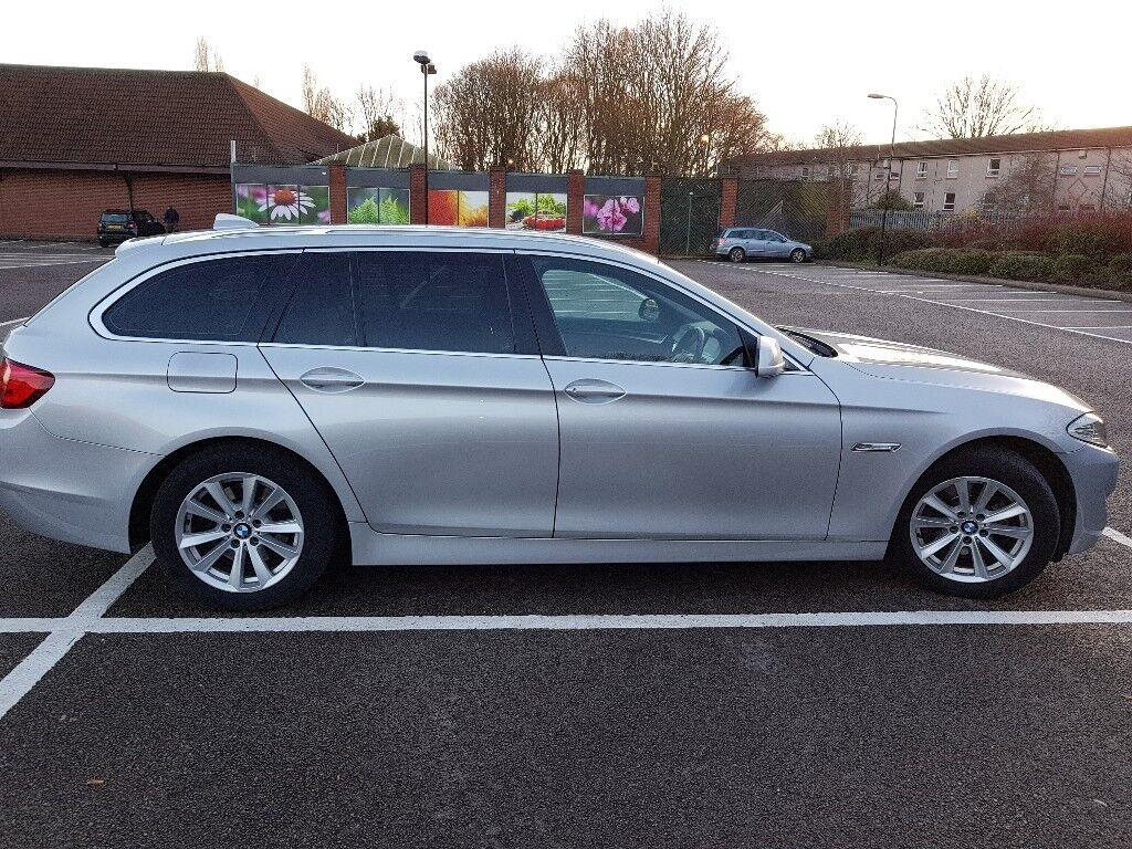 bmw 5 series f11 520d touring in arnold. Black Bedroom Furniture Sets. Home Design Ideas