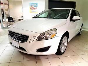 2011 Volvo S60 T 6 AWD CUIR SUNROOF