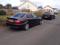 BMW 3 series for sale or swaps