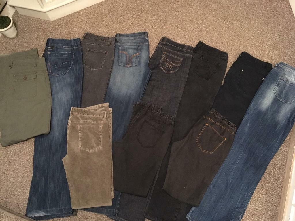 d0c2a212d2d Bulk / Job Lot Dorothy Perkins Tall Jeans 16 | in Mansfield,  Nottinghamshire | Gumtree