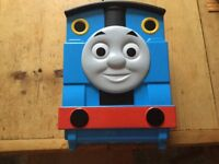 THOMAS THE TANK ENGINE TAKE-N-PLAY STORAGE CASE WITH BUILT IN TRACK.