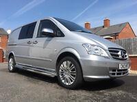 2013 Mercedes Benz Vito 2.1 113CDI Compact Effect, NO VAT
