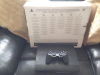 playstation 3 ps3 super slim with 19 games