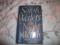 SARAH WATERS THE NIGHT WATCH SIGNED 1ST EDITION